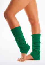 Legwarmers Green. [Green]