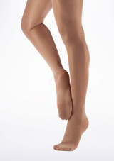 Move Super Shimmer Dance Tights Tan. [Tan]