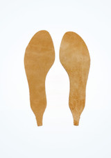 Freed Replacement Suede Soles for Women Tan. [Tan]