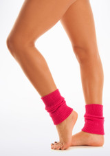 Tappers & Pointers Kids Legwarmers Pink #3. [Pink]