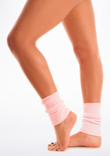 Tappers & Pointers Kids Legwarmers Pink. [Pink]