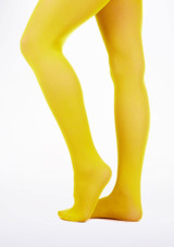 Colour Tights Yellow [Yellow]