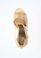 PortDance Orchid 504 7cm Gold #2. [Gold]