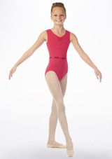Move Jessica Leotard NEW Pink front. [Pink]
