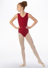 Move Jessica Leotard NEW Red back. [Red]