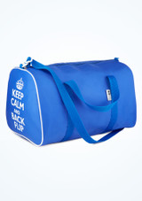 Tappers & Pointers Keep Calm and Flip Holdall Blue #2.