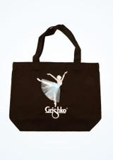 Grishko Ballerina Tutu Shoulder Bag Blue front. [Blue]