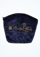 Ballet Rosa Velour Dance Bag Blue main image. [Blue]