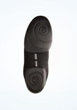 Anna Kern Sienna Dance Sneaker Black sole. [Black]
