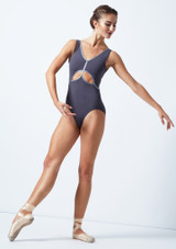 Capezio Cut Out Strappy Leotard