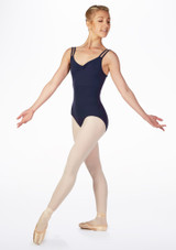Move Dance Karin Cross Back Leotard