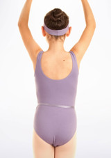 Capezio Class Kids Tank Leotard Purple. [Purple]