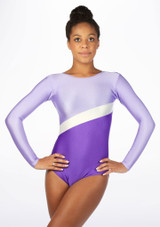 Tappers & Pointers Elara GYM2 Leotard Purple. [Purple]