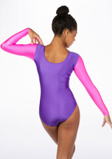 Tappers & Pointers Elara GYM2 Leotard Multi-Colour #2. [Multi-Colour]