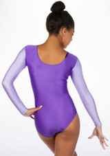 Tappers & Pointers Elara GYM2 Leotard Purple #2. [Purple]