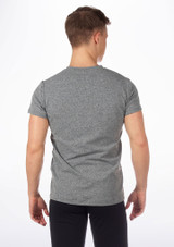 Intermezzo Camnoipic Mens Top Grey #2. [Grey]
