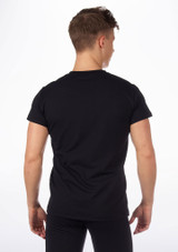 Intermezzo Camnoipic Mens Top Black #2. [Black]