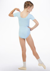 Move Freya Leotard NEW Blue back. [Blue]
