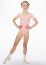 Move Freya Leotard NEW Pink front. [Pink]