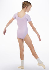 Move Freya Leotard NEW Purple back. [Purple]