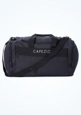 Capezio Everyday Dance Duffle Bag Black Front-2 [Black]