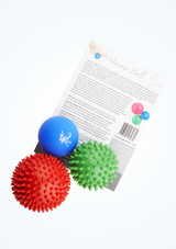 Tendu Massage Ball Set  Front-2 []