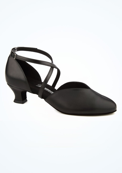 Diamant Extra Wide Ballroom Shoe 1.65