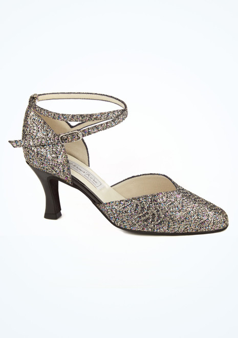 Werner Kern Betty Brocade Ballroom & Latin Shoe 2.5