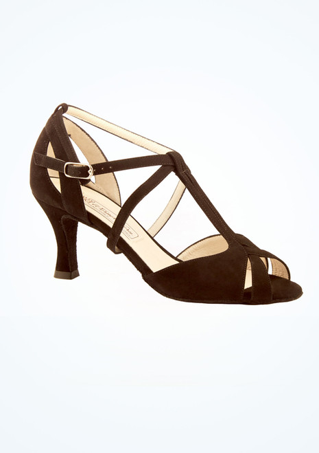 Werner Kern Francis Peep Toe Dance Shoe 2.5