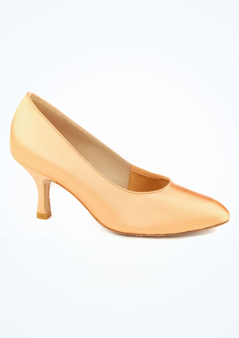 Freed Purity Satin Ballroom Shoe 2.5