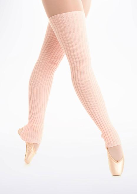 Stirrup Legwarmers 90cm Pink [Pink]