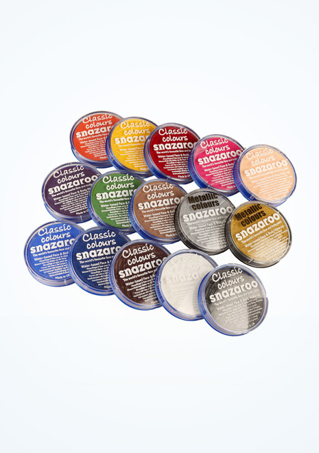 Snazaroo Face Paint 18ml Brown. [Brown]