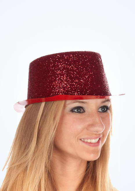 Glitter Topper Red [Red]