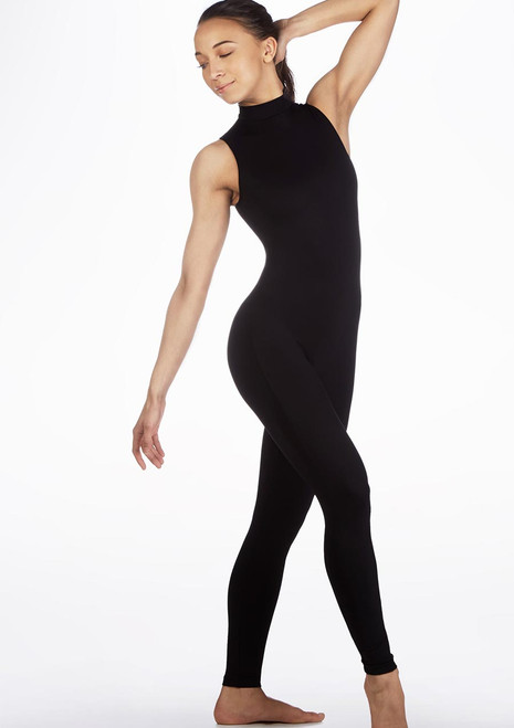 Move Frankie Catsuit Black back. [Black]