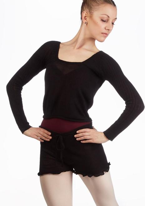 Sansha Karissa Sweater Pink main image. [Black]