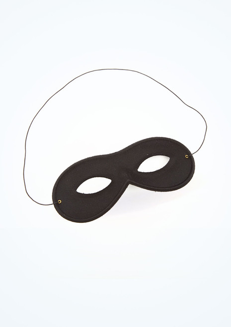 Small Eye Mask Black main image. [Black]