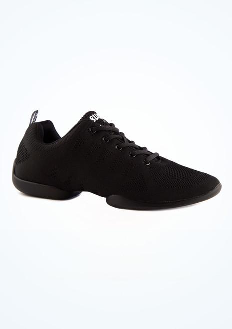 Anna Kern Sienna Dance Sneaker Black main image. [Black]