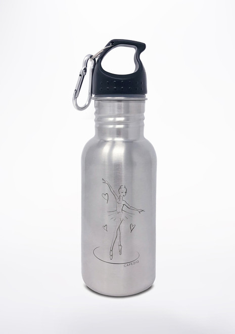 Capezio Girls Ballerina Water Bottle