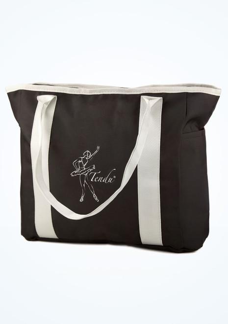 Tendu Senior Ballet Dance Bag Black main image. [Black]