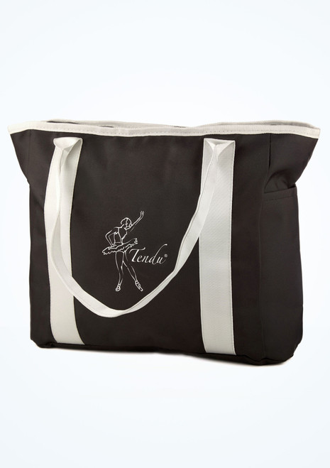 Tendu Senior Ballet Dance Bag Black main image. [Black]