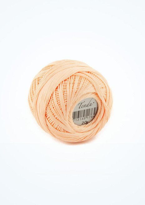 Tendu Pointe Shoe Darning Thread Pink main image. [Pink]