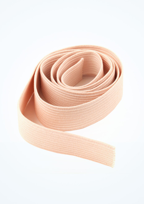Tendu Thick Pointe Shoe Elastic Pink Pointe Shoe Accessories [Pink]