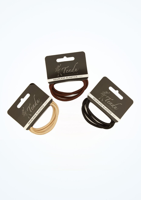 Tendu Hair Ties - Pack of 4