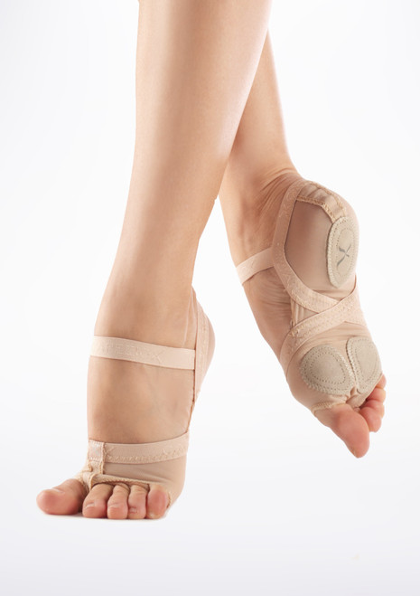 Capezio Full Body Footundeez Tan main image. [Tan]