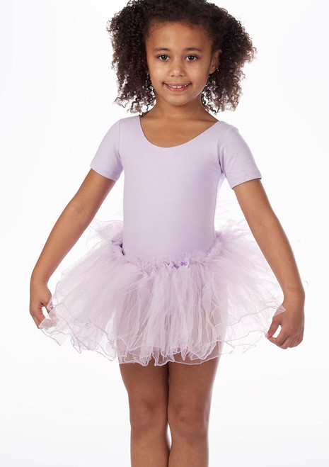 Capezio Kids Tutu Purple. [Purple]
