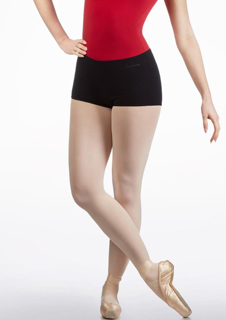 Repetto Zizi Shorts Black front. [Black]