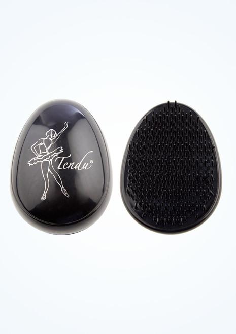 Tendu Tangle Taming Hair Brush Black Front-1T [Black]