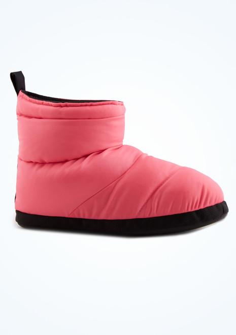 Capezio Warm Up Bootie Pink -2T [Pink]