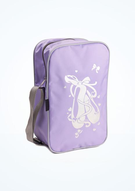 Tall Tote Ballet Bag Purple [Purple]