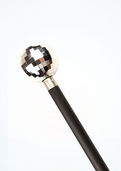 Mirrorball Cane Silver [Silver]
